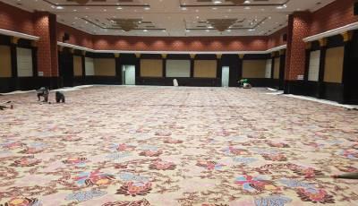 karpet auditorium