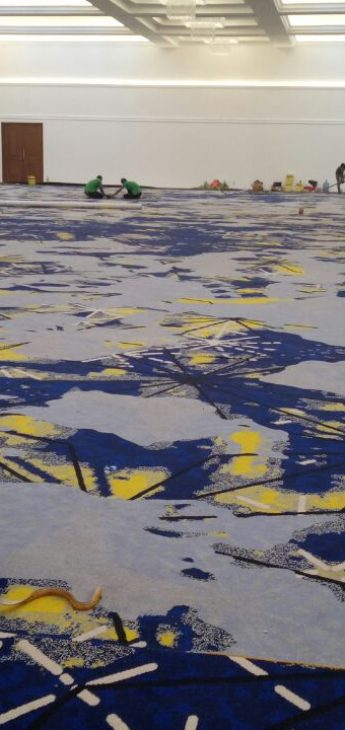 karpet custom printing