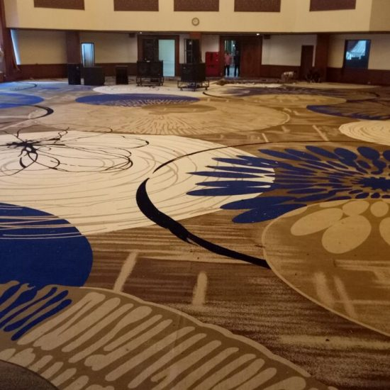 karpet custom